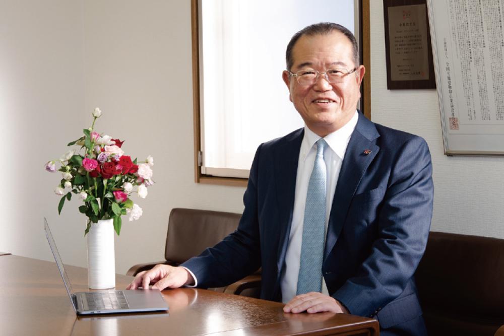 代表取締役 小林昌三